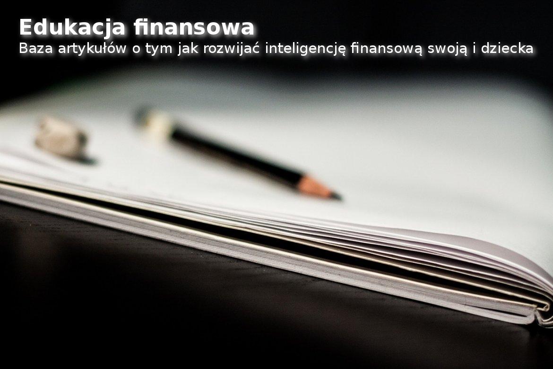 Edukacja finansowa