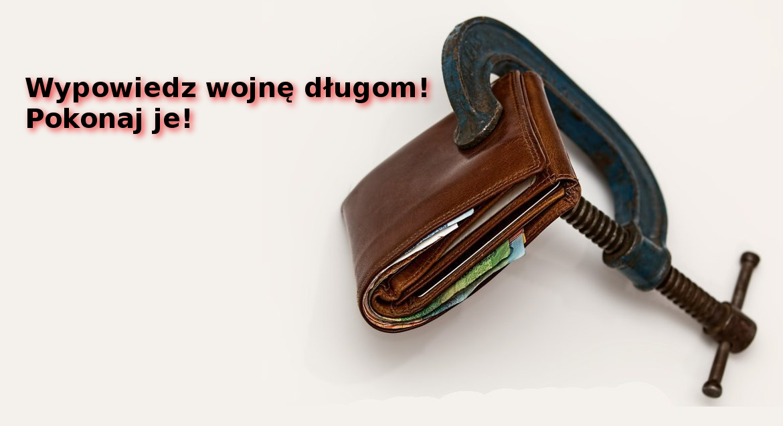 Pokonaj długi - jak pozbyć się długów