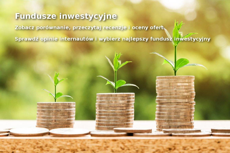 Fundusze inwestycyjne - porównanie