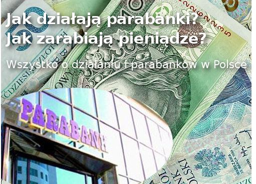 Jak działają parabanki i jak zarabiają