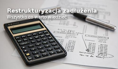 Restrukturyzacja zadłużenia - wyjście ze spirali długów
